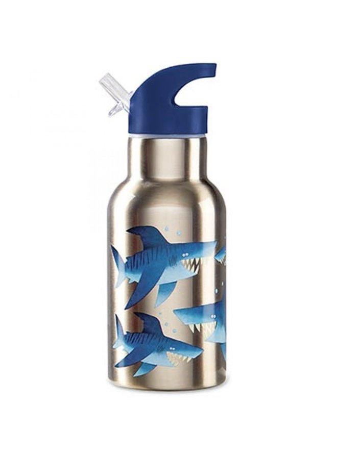 Stainless Bottle - Shark