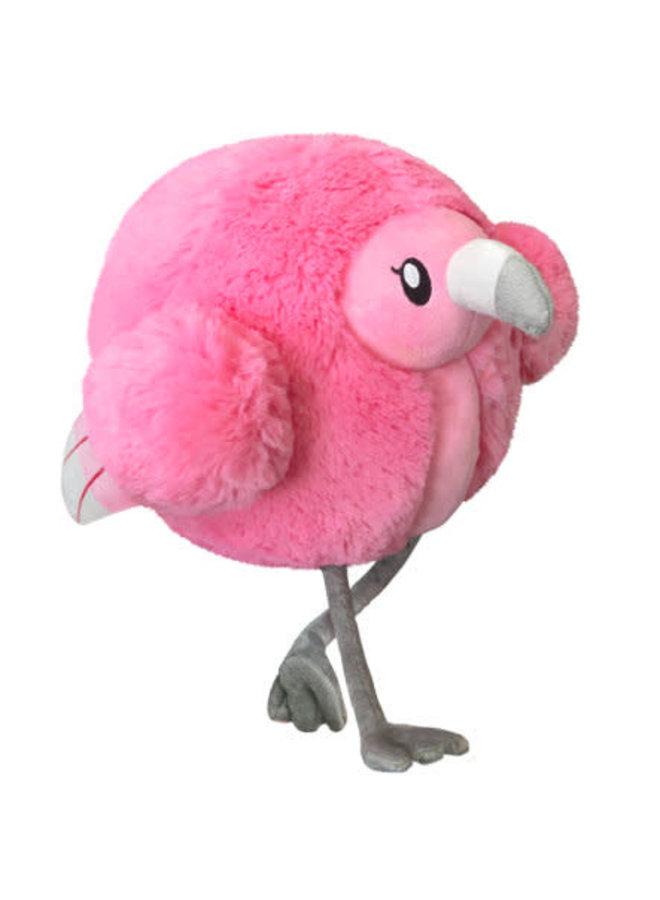 Fluffy Flamingo
