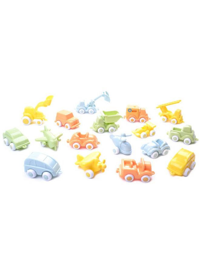 Ecoline - Kleine voertuigen mix (verkoop per stuk)