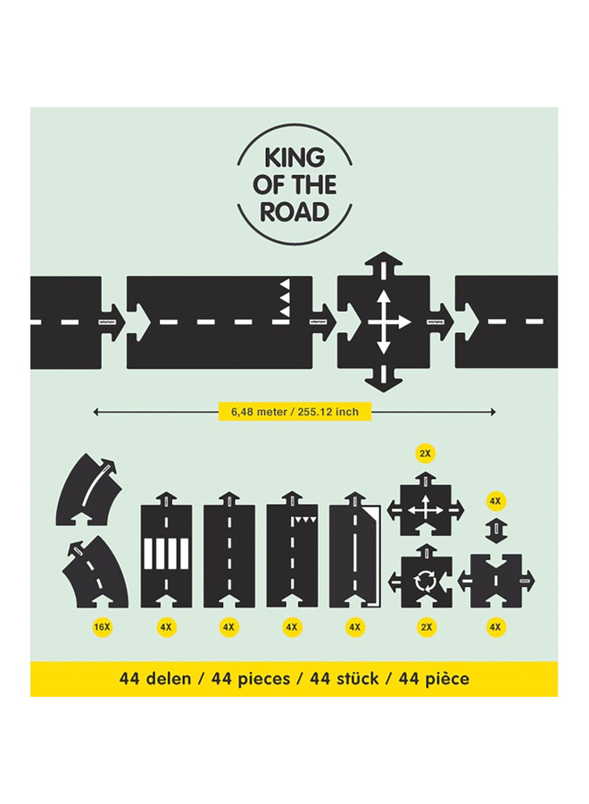 King of the Road (40 parts)