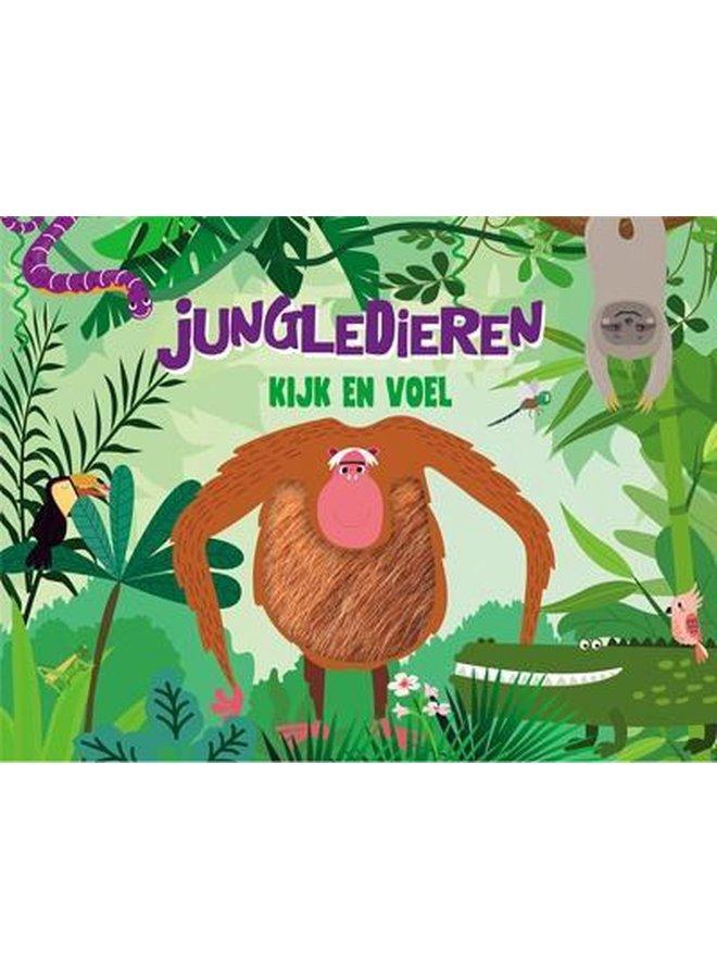 Jungledieren Kijk en voel