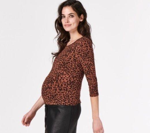 Zwangerschaps- T-shirts & blouses
