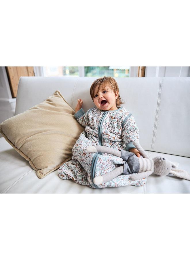 Baby slaapzak 110cm Bloom met afritsbare mouw