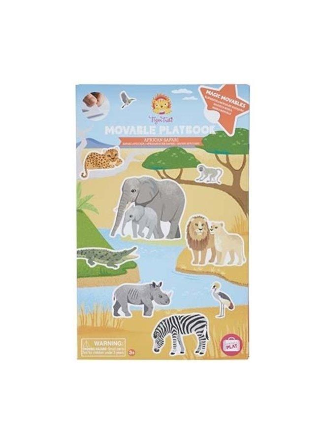 Movable playbook - African Safari