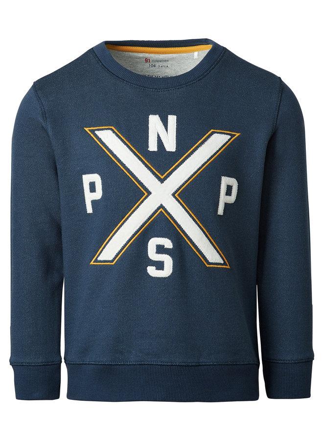 B Sweater ls Ottosdal