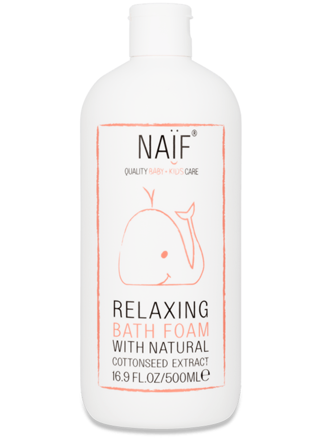 Relaxing Bathfoam