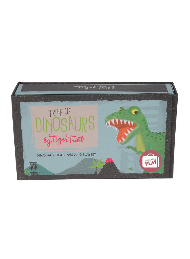 Tribe Of Dinosaurs