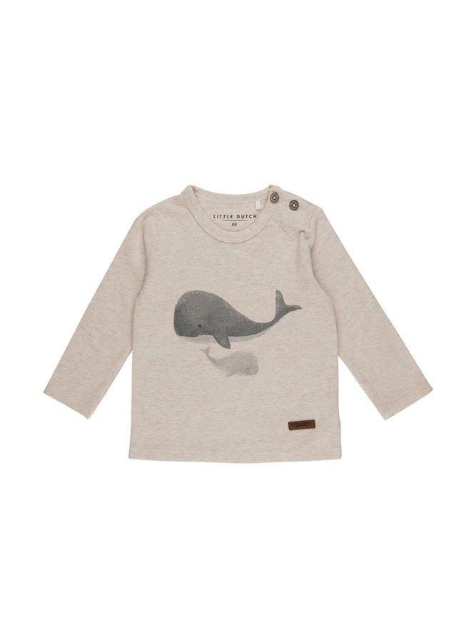 T-shirt Ocean