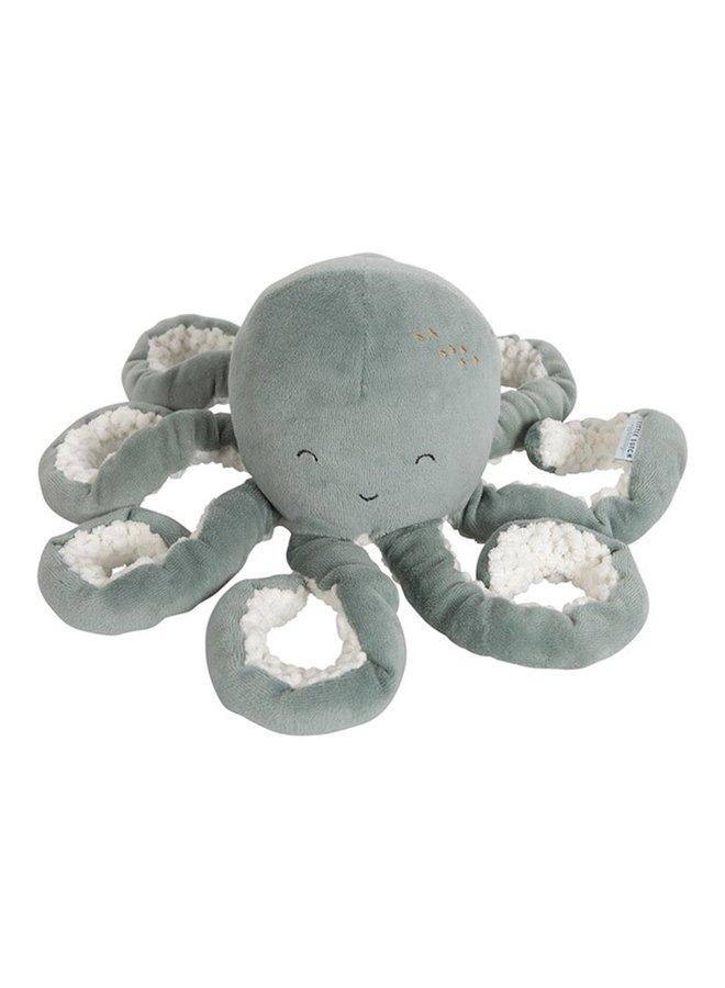 Octopus knuffel Ocean Mint