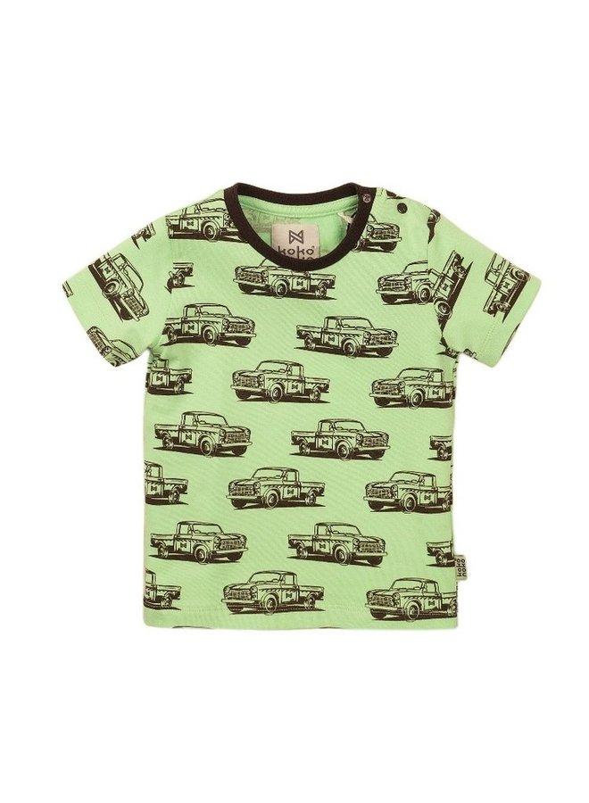 T-shirt Auto's