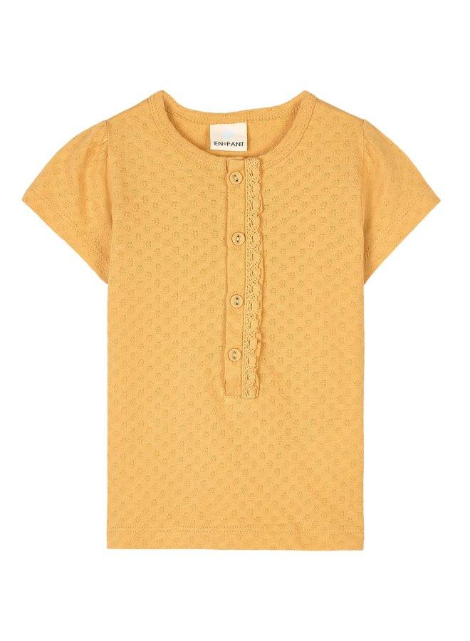 T-shirt Broderie