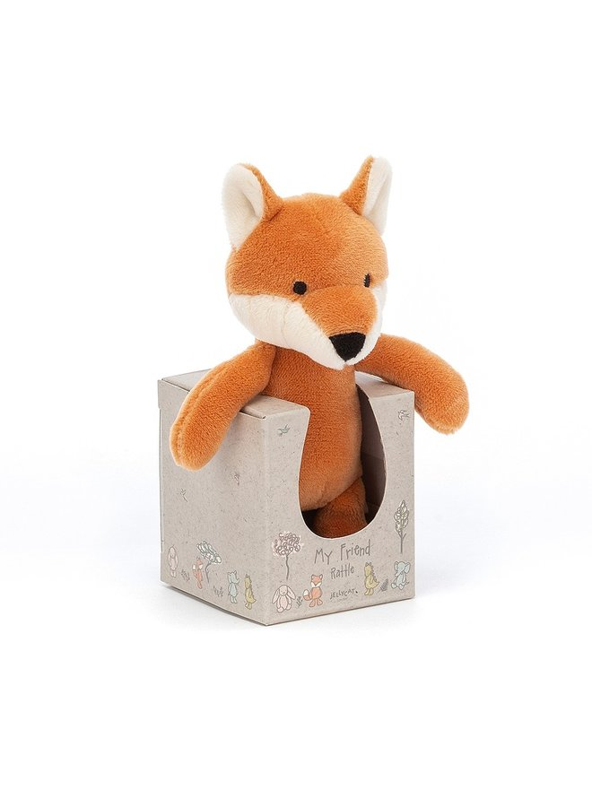 My Friend Fox Rattle