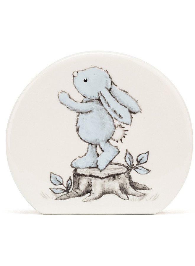 Spaarpot | Bashful Blue Bunny