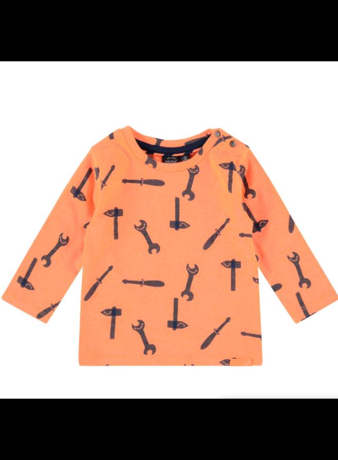 Longsleeve shirt - gereedschap