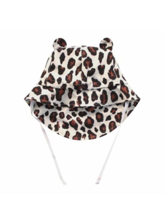 Leopard | Bear Summer Hat