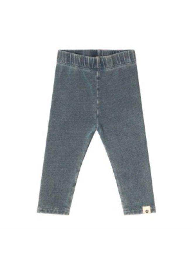 Knitted Denim | Legging