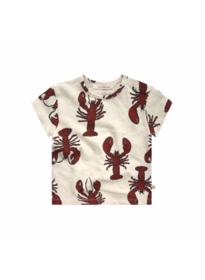Lobster   Loose Tee