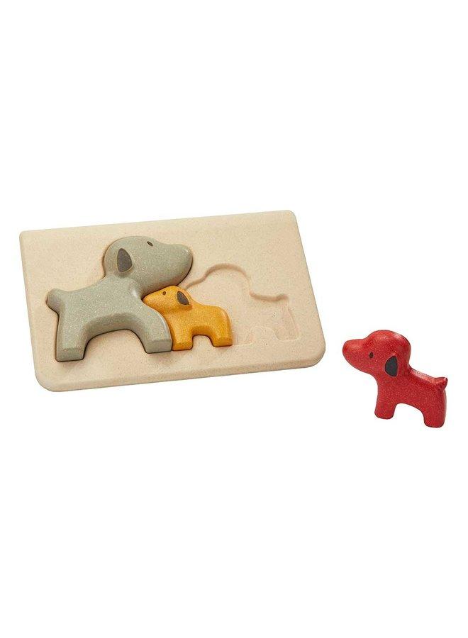 Houten puzzel 3D