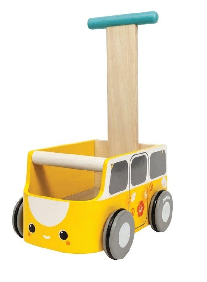 Yellow Van Walker