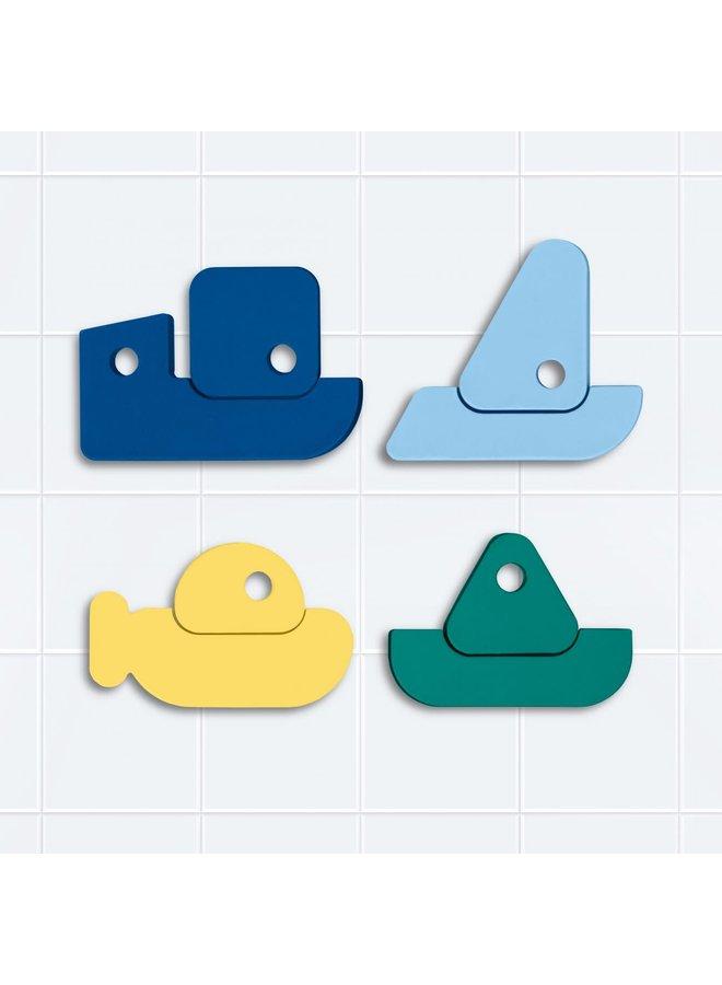 Rock the Boat Bath Puzzle