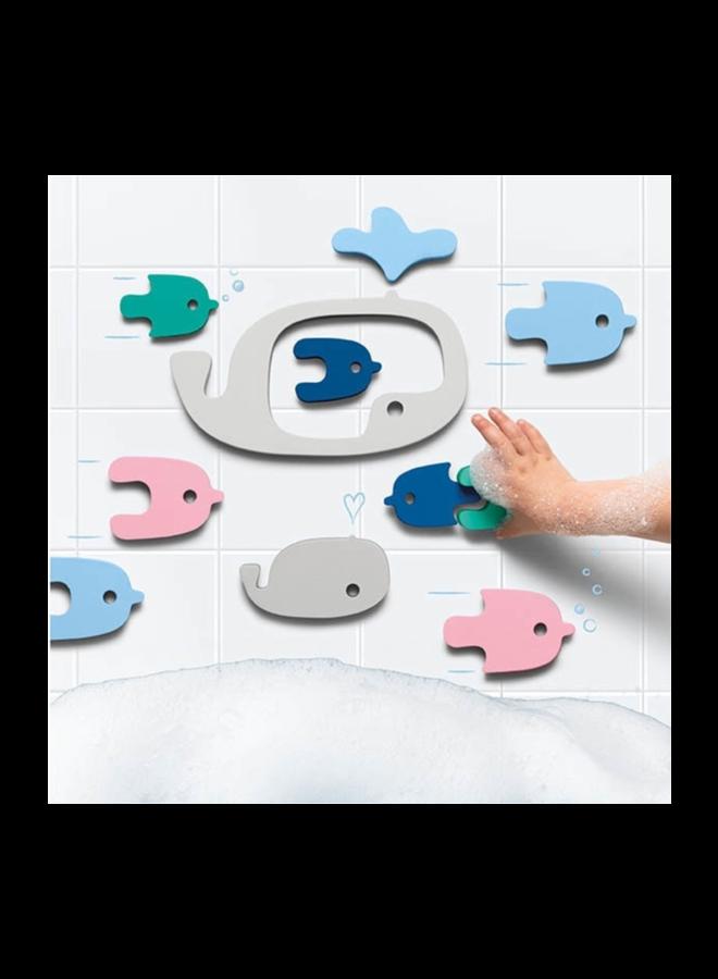 Whale Bath Puzzle
