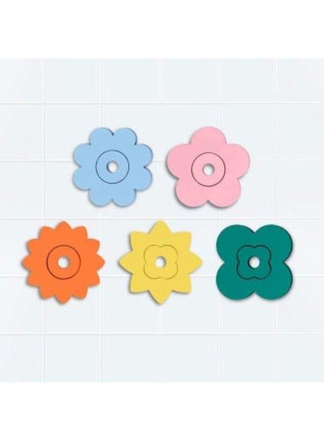 Flower Power Bath Puzzle