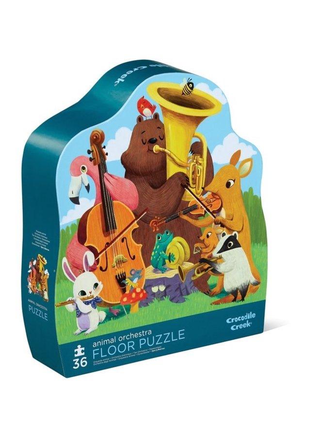 36pc Puzzle   Animal Orchestra