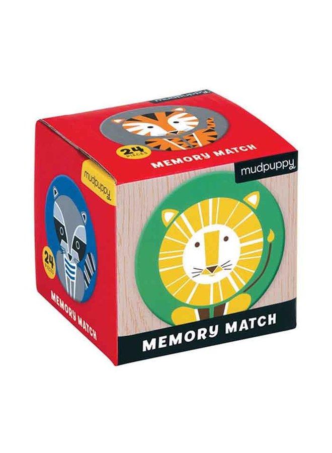 Mini Memory Game/Geometric Animals