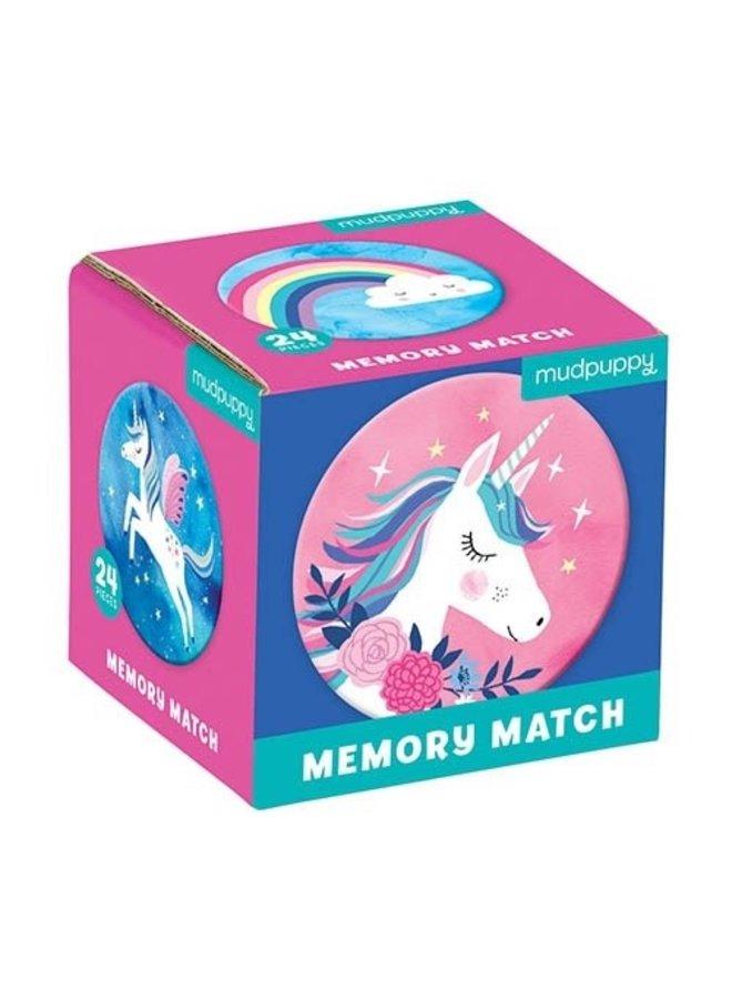 Mini Memory - Unicorn magic