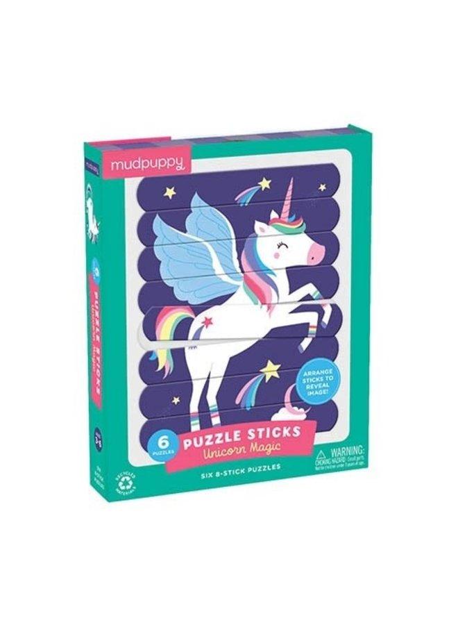 Puzzle Sticks/Unicorn Magic