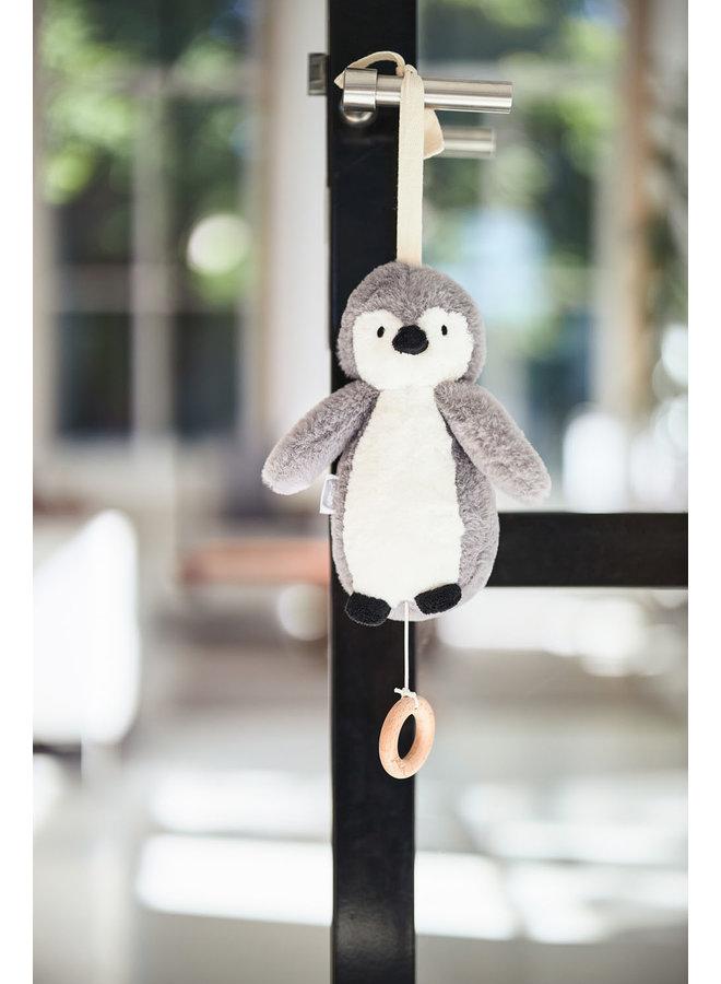 Muziekhanger Pinguin - Storm Grey