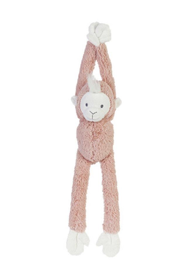 Peach Hanging Monkey Musical