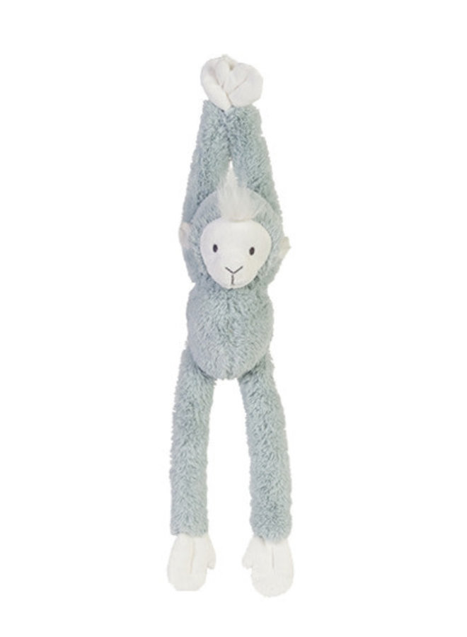 Teal Hanging Monkey Musical