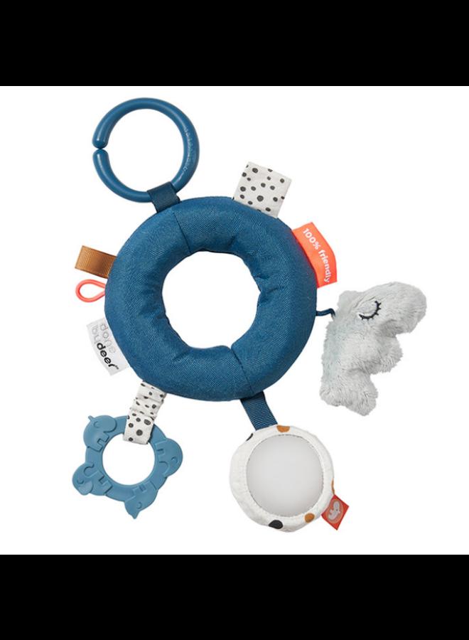 Activity Ring - Blue