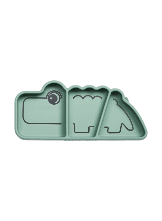 Snack Plate Croco