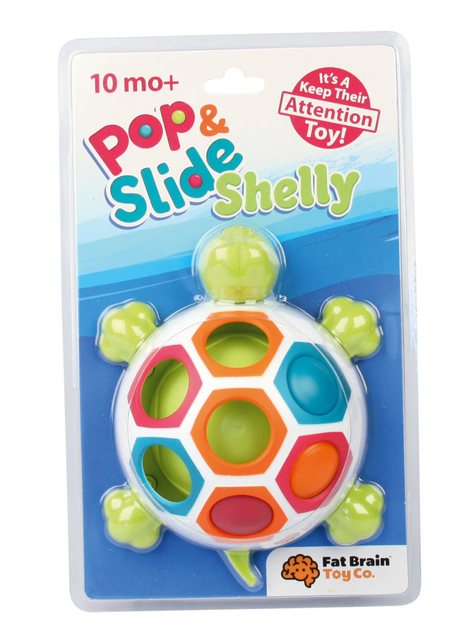 POP 'N SLIDE SHELLY