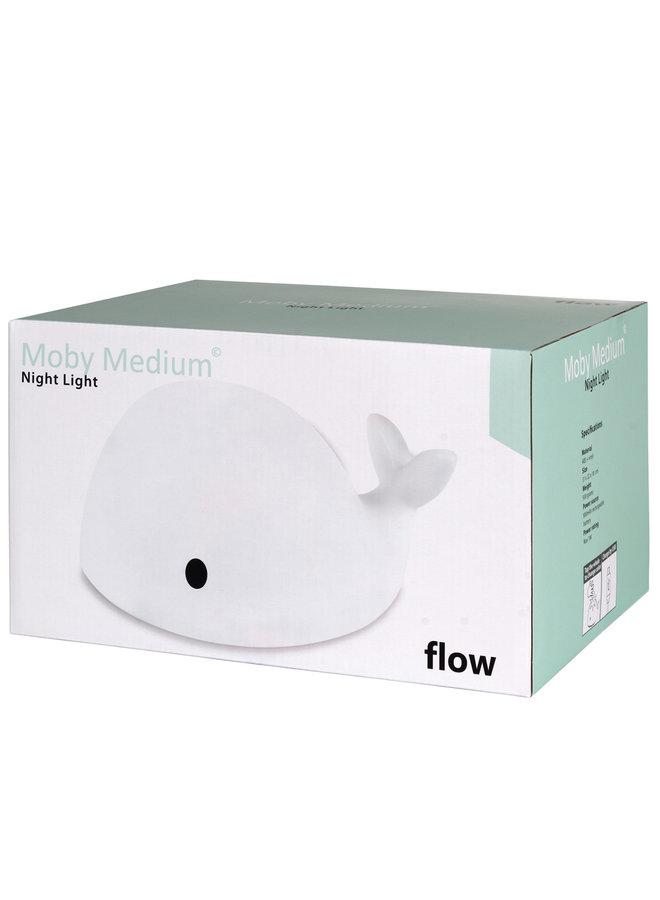 Flow Moby Medium white