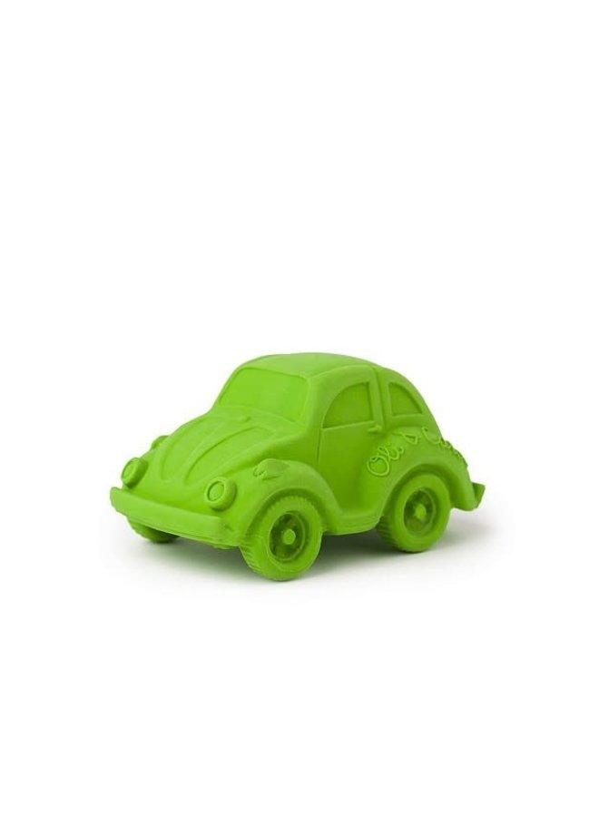 Bad- & Bijtspeeltje Autootje Groen