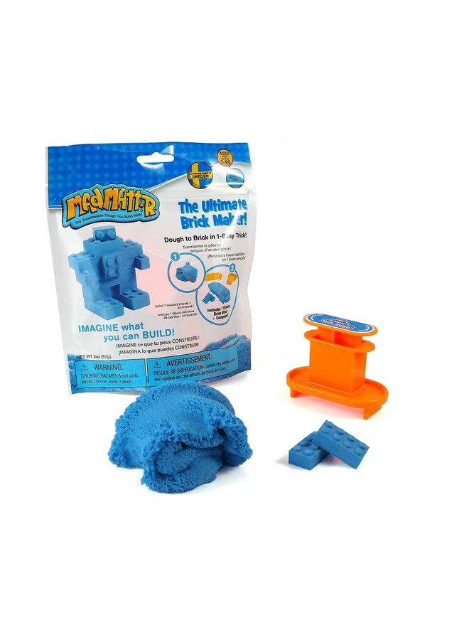 The Ultimate Brick Maker Blue
