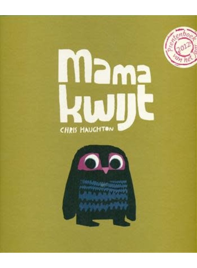 Mama Kwijt | Prentenboek