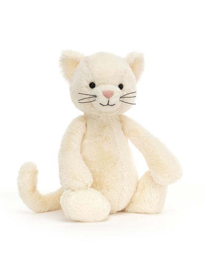 Bashful Cream Kitten