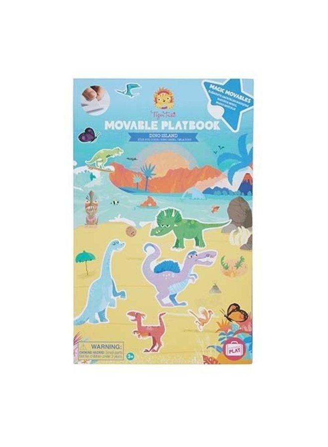 Movable playbook - Dino Island