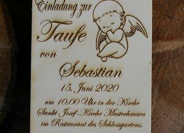 Geburt/Taufe