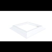 PVC-Opstand 16/20 120 x 120 cm