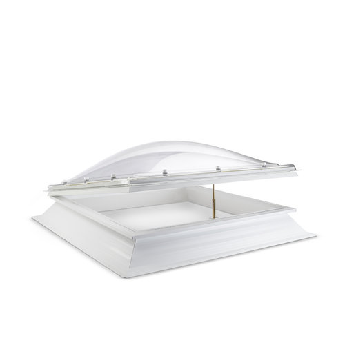 Prestige Prestige 100 x 130cm ventilatie lichtkoepel set     -