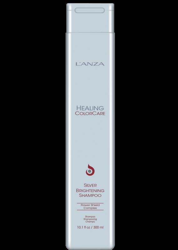 L'Anza Healing Colorcare Silver Brightening Shampoo