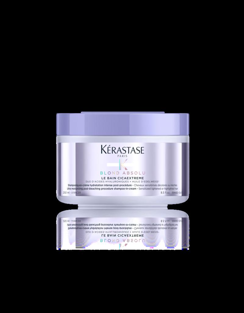 Kérastase Blond Absolu Bain Cicaextreme Shampoo-in-Crème - Intens hydraterende shampoo voor poreus en ontkleurd haar