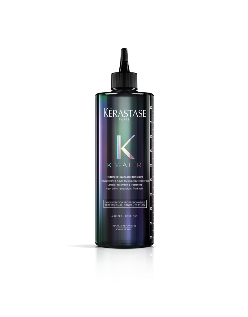 Kérastase K-Water - Lamellaire salonbehandeling voor intens gezond en lichtgewicht haar - 400 ml
