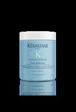 Kérastase Fusio Scrub Energisant - Stimulerende scrub op basis van zeezout voor de hoofdhuid en roos