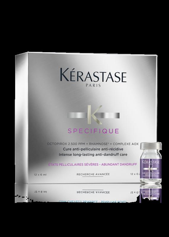 Kérastase Specifique Cure Anti Pelliculaire 12*6 ml